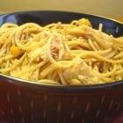 Chicken Peanut Thai Noodles