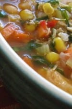 Hearty Healthy Chicken Soup