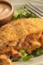 Taco Ranch Chicken Sandwiches