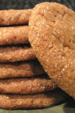 Soft Perfect Gingersnaps