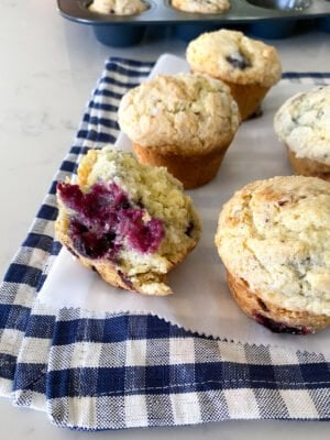 cream cheese muffins