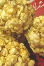 """A Popcorn Ball That Would Smell So Sweet..."""