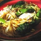 Another Quick Weeknight Dinner..... Chicken Teriyaki Stir-fry