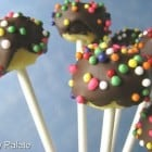 Daring Baker's Cheesecake Pops!