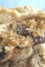 Back Home and Mmmm, Massive Cookies!!