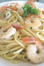 A Little Shrimp Scampi For Your Holiday Weekend!