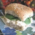 Classic Tuna Fish Sandwiches…..and Little Rugrat Helpers