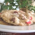 Buttery Crisp Cherry and Chocolate Chip Cookies...