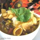 15 Minute Warm and Hearty Taco Soup
