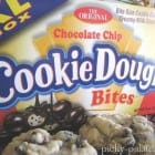 "Chocolate Chip Cookie ""DOUGH"" Cookies"