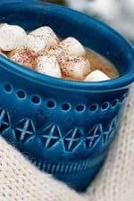 Loving on Hot Chocolate...