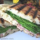 Still Have Easter Ham To Use? Try This Panini!