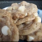 White Chocolate Cinnamon Toast Crunch Cookies...