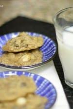 Caramel Apple N' Chocolate Chip Cookies...