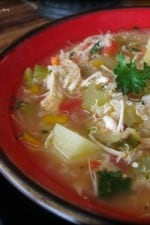 Healthy and Hearty Chicken Quinoa Stew