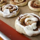 Cinnamon Roll Sugar Cookies?  Yes!
