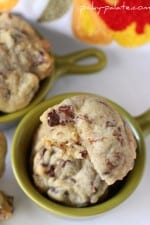Almond Lovers Chocolate Chip Cookies