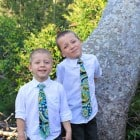 Just In Time For Easter....Little Boy Ties Giveaway!!