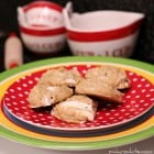 Fluffernutter Cookies, 3 Ingredients!