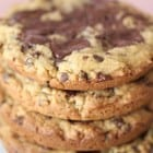 Salted Caramel Dark Chocolate Chunk Cookies….The LA Cookie
