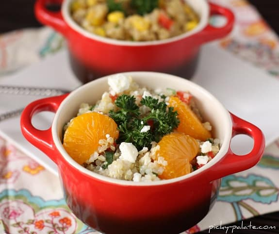 Summertime Quinoa Salads! - Picky Palate