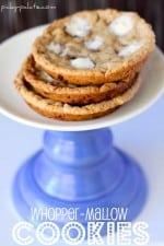 Whopper-mallow Cookies!