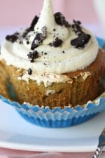 Fluffer-Oreo Birthday Boy Cupcakes