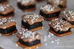 Oreo Cheesecake Pretzel Bites1