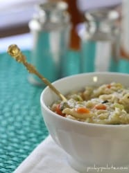 Chicken and Rice Soup 1