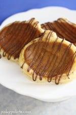 Image of Cinnamon Toasted Pumpkin Pie Tarts on a Plate