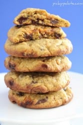 Double Pumpkin Kissed Chocolate Chunk Cookies 3