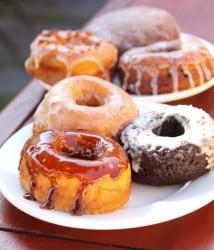 Dynamo Donuts, variety