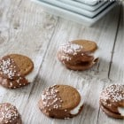 Gingersnap S'mores...For Dippin'