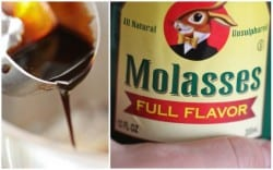 Molasses collage