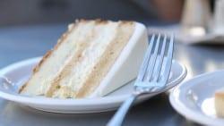 Tres Leche Cake Tartin Bakery