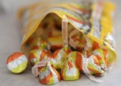 candy corn kisses 2
