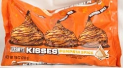 pumpkin spice kisses