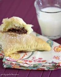 Nutella-Mallow Pillow Pockets 4