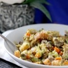 The Best Stuffing Ever…Sourdough Cornbread and Sausage Stuffing
