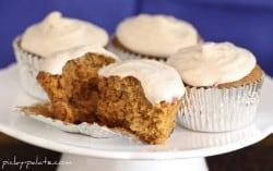 Gingersnap Cupcakes 2