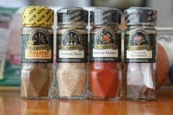 McCormick Spices used in Red Rice