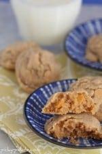 Peanut Butter Butterscotch Chippers