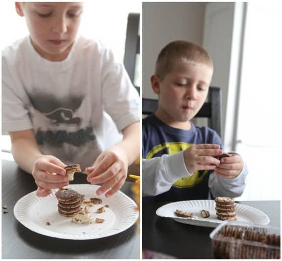 Image of Crushing Keebler Cookies