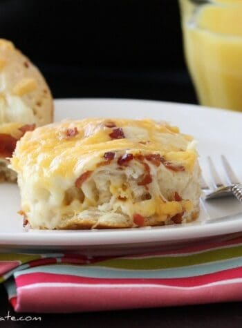 Image of Cheesy Bacon Biscuits