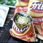 Superbowl Walking Tacos...blast from the past