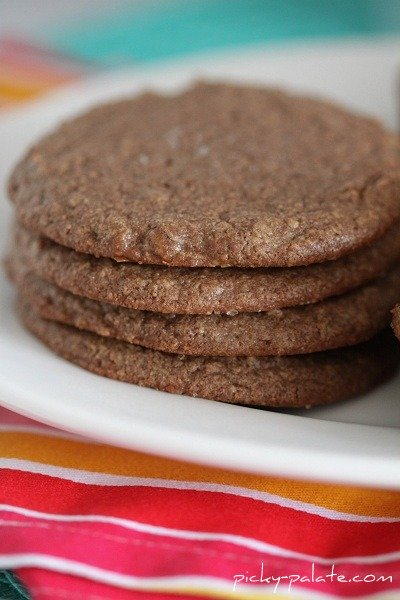 Reeses Peanut Butter Cup Cookies....Literally 2 Ingredients! - Picky ...