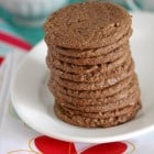 Reeses Peanut Butter Cup Cookies....Literally 2 Ingredients!