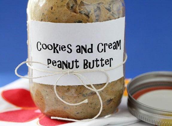 Cookies and Cream Peanut Butter...Midnight Snack - Picky Palate