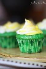 Green Velvet Baby Cakes!