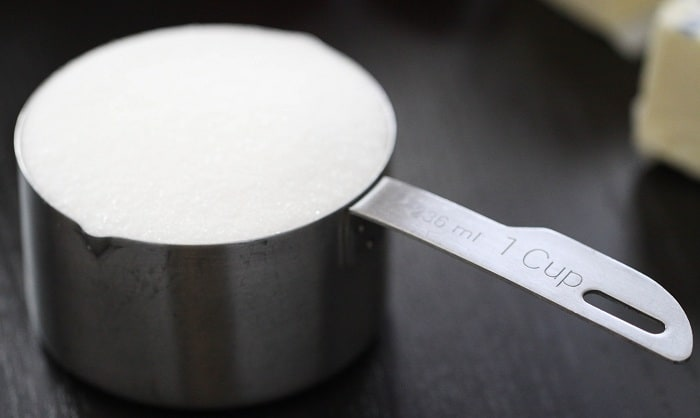 A Cup of Granulated Sugar